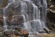 Waterfall at Chimney Rock