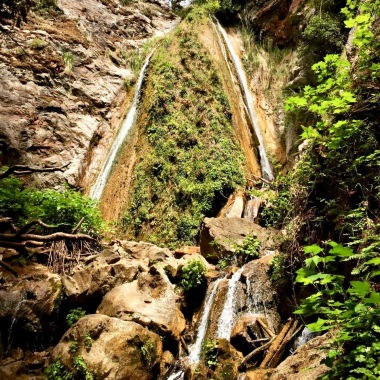 Canyon Falls, Big Sur Park