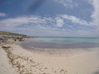 Gibbs Cay Beach
