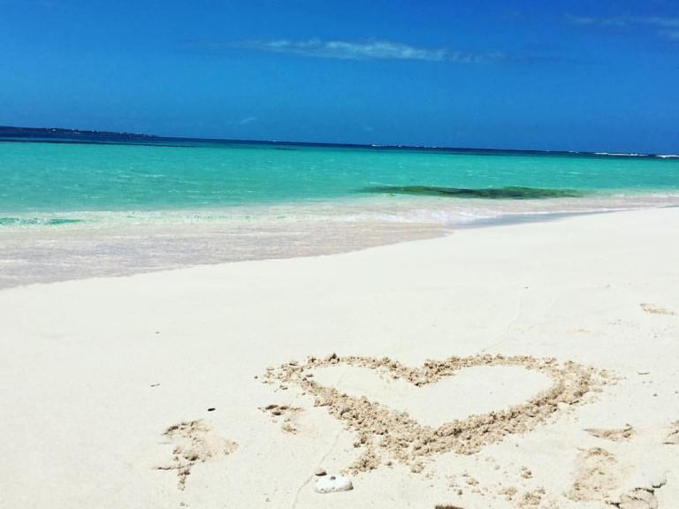 I Heart Gibbs Cay