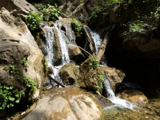 Canyon Falls, Big Sur Park