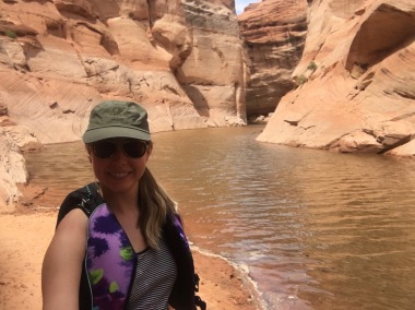 Inside Antelope Slot Canyon
