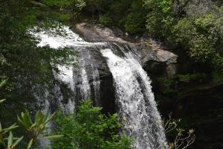 Top of Slide Falls