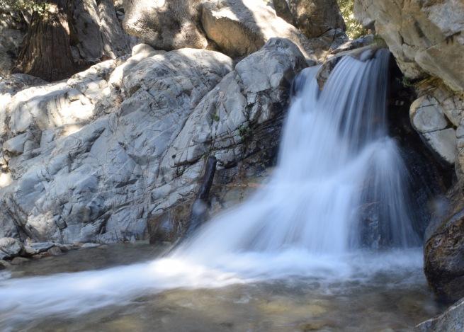 Big Falls, Forest Falls
