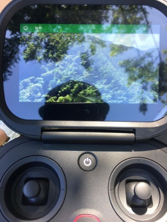 Controller's Last View