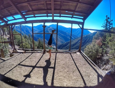 Always a Handstand, Big Horn Mine