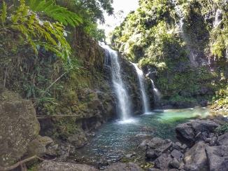 Upper Wailua Falls