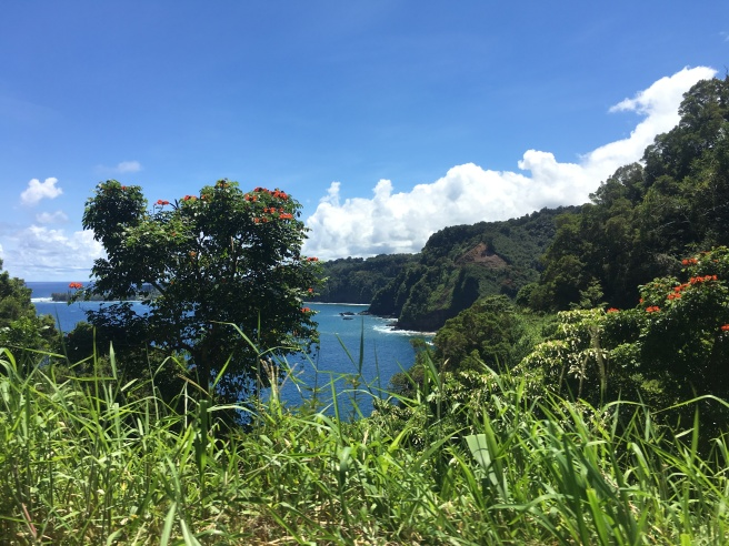 View From Garden of Eden