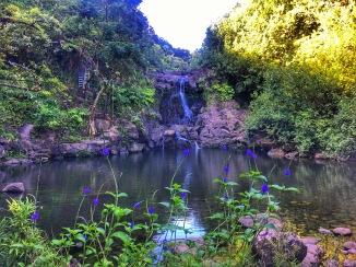 Na'ili'ili'-Haele Falls