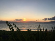 Luau Sunset