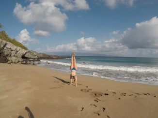 Always a Handstand, Slaughterhouse Beach