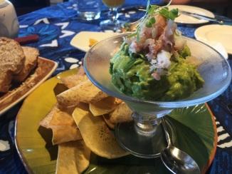 Crab Guacamole at Mama's Fish House