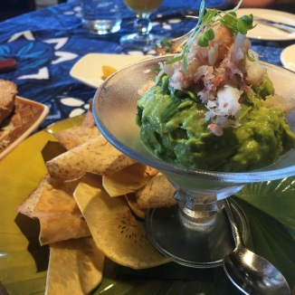 Crab Guacamole at Mama's Fish House