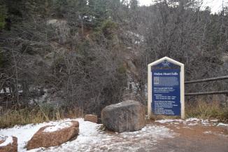 Helen Hunt Falls Trailhead