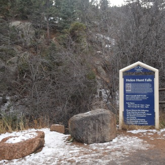 Helen Hunt Falls Trailhead