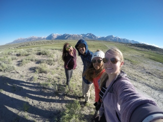 Friends on Escape to Mammoth!