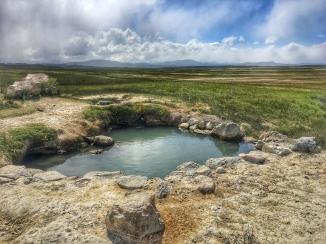 Hot Creek Geological Site