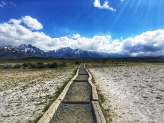 Trail to Hot Springs