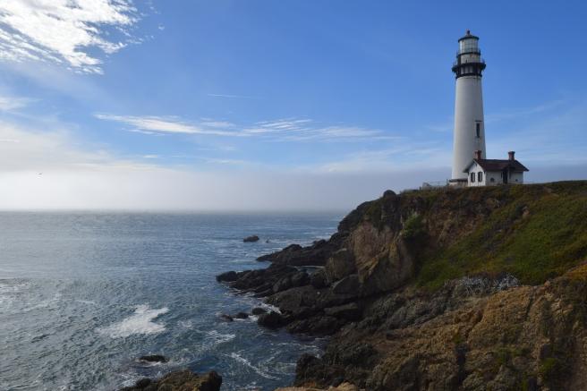 Pigeon Point Lighthouse, Northern California Coast