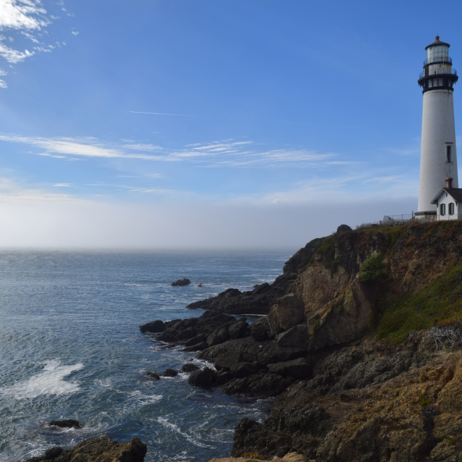 Pigeon Point Lighthouse, Northern California Coast
