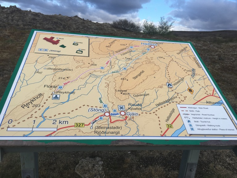 Map of Gjain