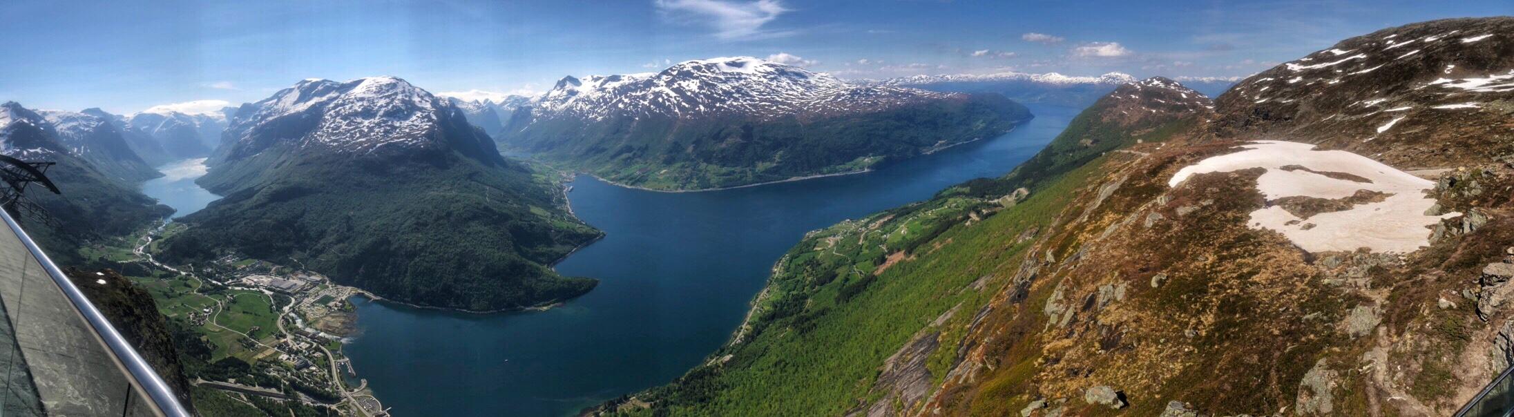 Norway Panorama